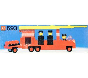LEGO Fire Engine Set 693