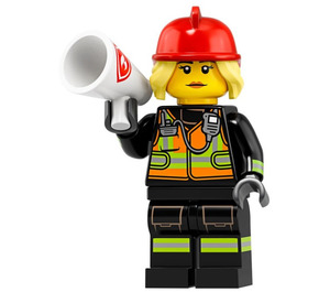 LEGO Fire Fighter Set 71025-8