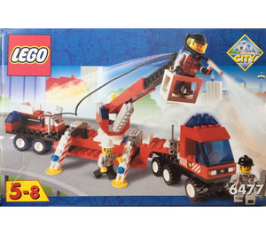 LEGO Fire Fighters' Lift Truck Set 6477