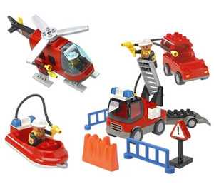 LEGO Fire Fighters Set 3657