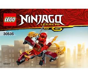 LEGO Fire Flight Set 30535