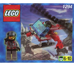 LEGO Fire Helicopter Set 1294