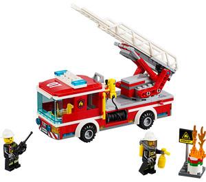 LEGO Fire Ladder Truck Set 60107