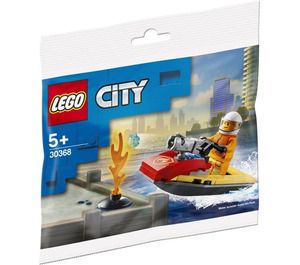 LEGO  Fire Rescue Water Scooter Set 30368