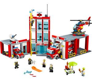 LEGO Fire Station Set 60110