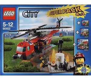 LEGO Fire Value Pack Set 66453