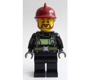 LEGO Fireman Minifigure