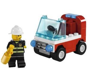 LEGO Fireman's Car Set 30001