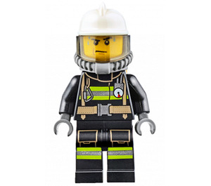 LEGO Fireman with Breathing Apparatus Minifigure