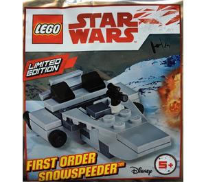 LEGO First Order Snowspeeder Set 911728