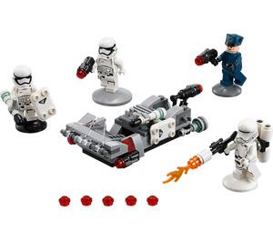 LEGO First Order Transport Speeder Battle Pack Set 75166
