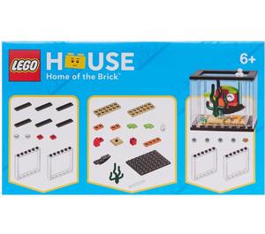 LEGO Fish Tank Set 3850061 Instructions