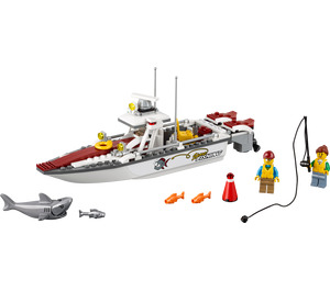 LEGO Fishing Boat Set 60147
