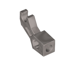 LEGO Flat Silver Mechanical Arm with Thick Support (49753 / 76116)