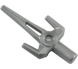 LEGO Flat Silver Minifigure Sai (Dagger) (98139)