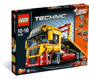 LEGO Flatbed Truck Set 8109 Packaging