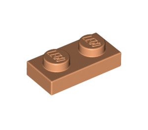 LEGO Flesh Plate 1 x 2 (3023)