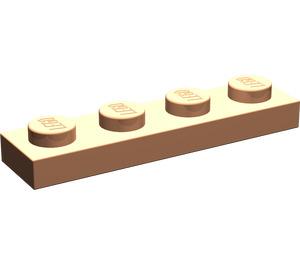 LEGO Flesh Plate 1 x 4 (3710)
