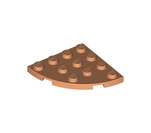 LEGO Chair assiette 4 x 4 Rond Coin (30565)