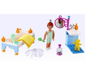 LEGO Flora's Bubbling Bath Set 5837