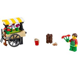 LEGO Flower Cart Set 40140