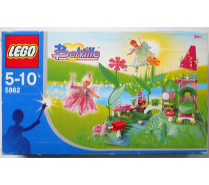 LEGO Flower Fairy Party Set (Blue Box) 5862-1