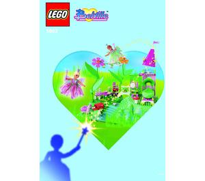 LEGO Flower Fairy Party Set (Blue Box) 5862-1 Instructions