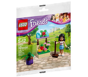 LEGO Flower Stand Set 30112 Packaging