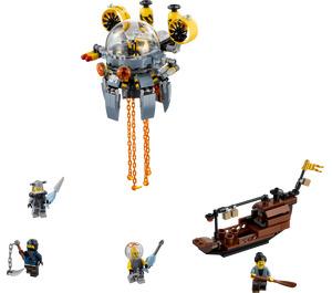 LEGO Flying Jelly Sub Set 70610