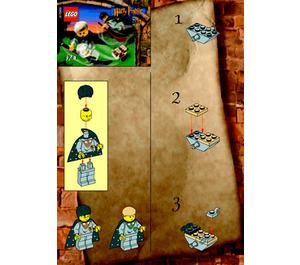 LEGO Flying Lesson Set 4711 Instructions
