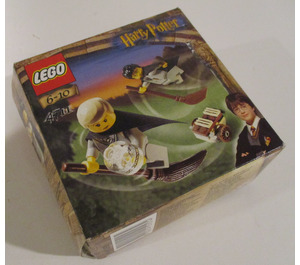 LEGO Flying Lesson Set 4711 Packaging