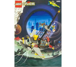 LEGO Flying Time Vessel Set 6493