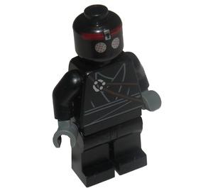 LEGO Foot Soldier (Black) Minifigure