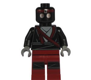 LEGO Foot Soldier (Dark Red) Minifigure