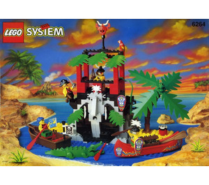 LEGO Forbidden Cove Set 6264