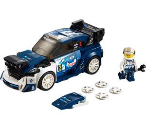 LEGO Ford Fiesta M-Sport WRC Set 75885