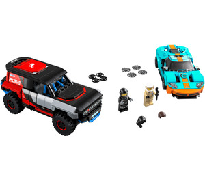 LEGO Ford GT Heritage Edition and Bronco R Set 76905