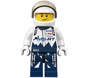 LEGO Ford Rally Racing Driver Minifigure