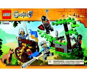 LEGO Forest Ambush Set 70400 Instructions