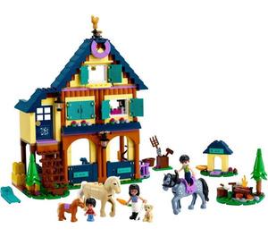 LEGO Forest Horse Riding Centre Set 41683