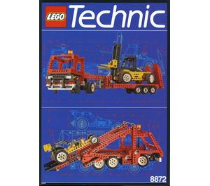 LEGO Forklift Transporter Set 8872