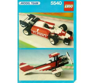 LEGO Formula 1 Racer Set 5540