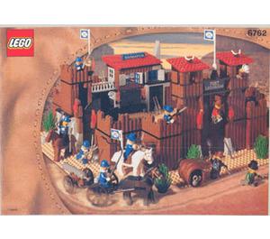 LEGO Fort Legoredo Set 6762 Instructions