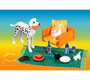 LEGO Four Animal Friends Set 3110