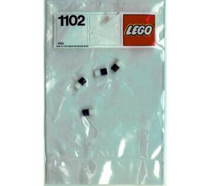 LEGO Four Motor Wheel Bushes Set 1102