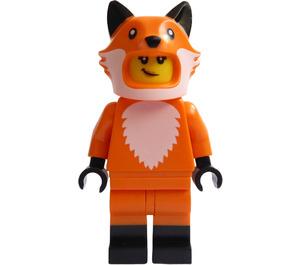 LEGO Fox Costume Girl Minifigure