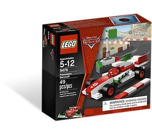 LEGO Francesco Bernoulli Set 9478 Packaging