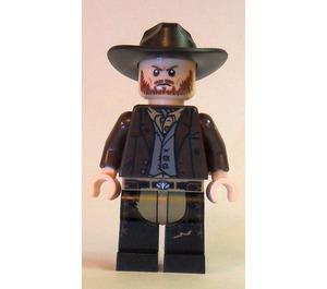 LEGO Frank Minifigure