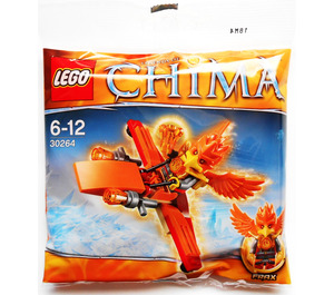 LEGO Frax' Phoenix Flyer Set 30264 Packaging