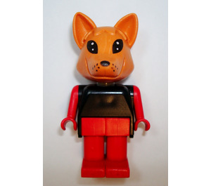 LEGO Freddy Fox Fabuland Minifigure